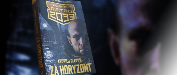 "Andriej Diakow ""Za horyzont"""