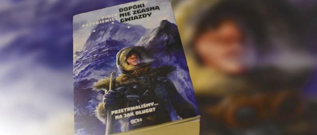 recenzja książki Piotr Patykiewicz Dopóki nie zgasną gwiazdy czaczytać