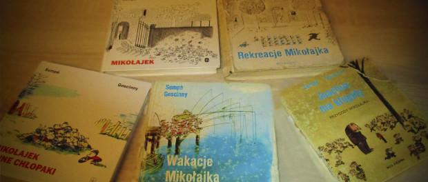 recenzja książki René Goscinny, Jean- Jacques Sempé Mikołajek czaczytać