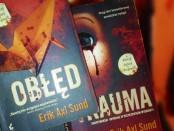 recenzja książki Erik Axl Sund OBLICZA VICTORII BERGMAN Obłęd Trauma Katharsis czaczytać
