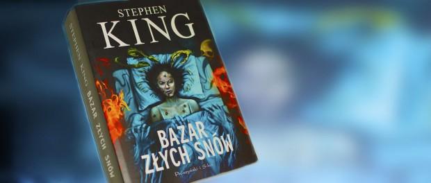 Stephen King Bazar złych snów Czaczytać
