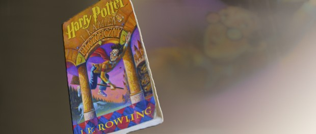 Recenzja książki J.K. Rowling Harry Potter i Kamień Filozoficzny Czaczytać