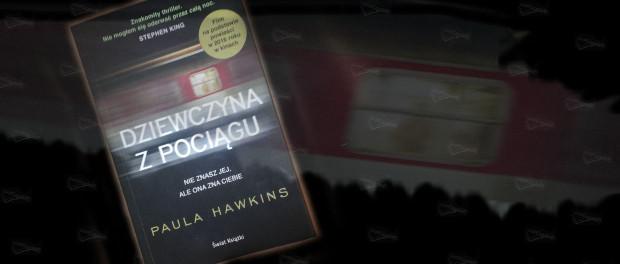 Paula Hawkins Dziewczyna z Pociągu Czaczytać