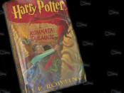 J.K. Rowling Harry Potter i Komnata Tajemnic Czaczytać