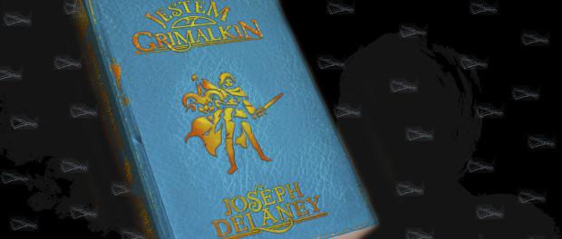 Joseph Delaney Jestem Grimalkin Czaczytać