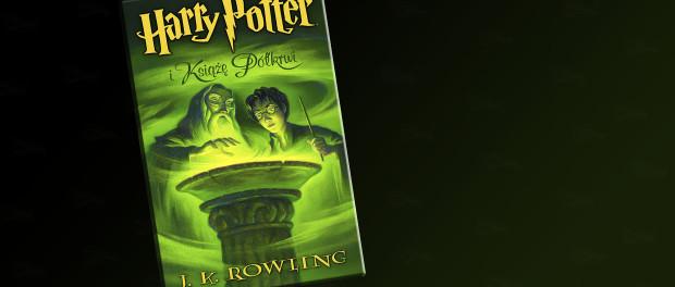 J.K. Rowling Harry Potter i Książę Półkrwi Czaczytać