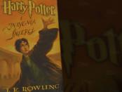 J.K. Rowling Harry Potter i Insygnia Śmierci Czaczytać