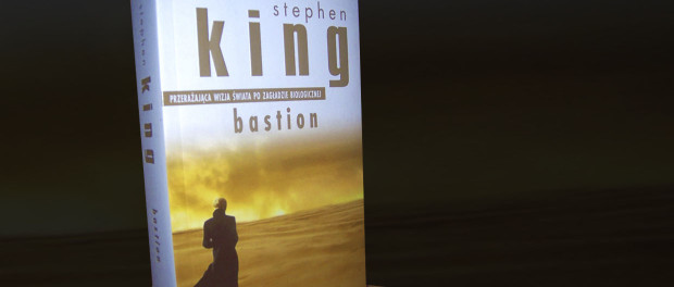 Stephen King Bastion Czaczytać