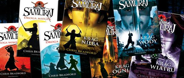 Chris Bradford Młody samuraj Czaczytać