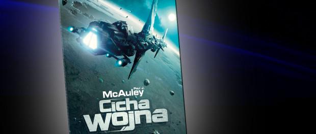 Paul McAuley Cicha Wojna Czaczytać