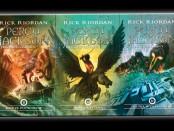 Rick Riordan Percy Jackson i Bogowie Olimpijscy Czaczytać