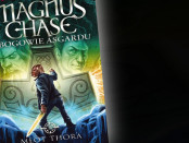 Rick Riordan Magnus Chase i Bogowie Asgardu. Młot Thora Czaczytać