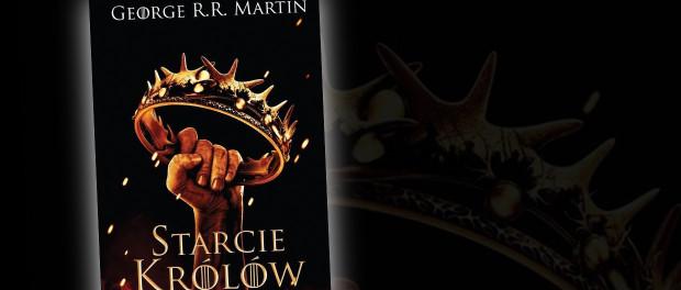 George R.R. Martin Starcie królów Czaczytać