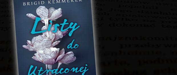 Brigid Kemmerer Listy do utraconej Czaczytać