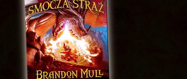 Brandon Mull Smocza Straż Czaczytać