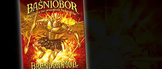 Brandon Mull Klucze do więzienia demonów Czaczytać