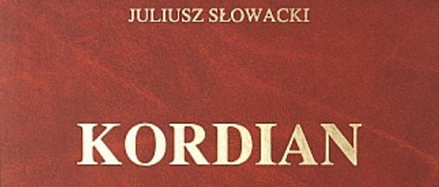 Juliusz Słowacki Kordian czaczytać