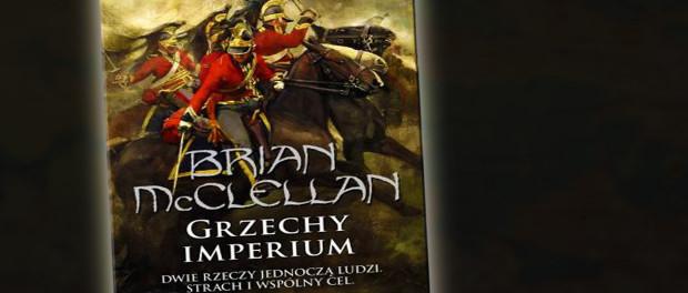 Brian McClellan Grzechy Imperium Czaczytać
