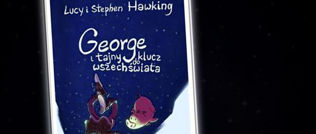 Lucy i Stephen Hawking George i tajny klucz do wszechświata czaczytać