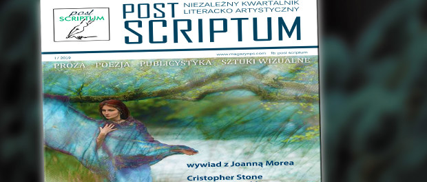 POST SCRIPTUM Niezależny Kwartalnik Literacko Artystyczny nr 1, Czaczytać