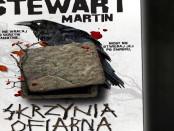Martin Stewart Skrzynia ofiarna Czaczytać