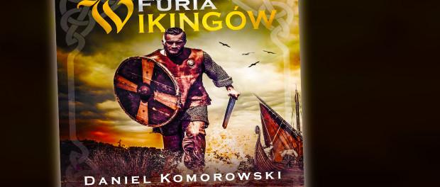 Daniel Komorowski Furia Wikingów Czaczytać
