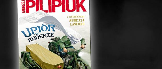 Andrzej Pilipiuk Upiór w Ruderze czaczytać