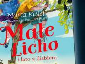 Marta Kisiel Małe Licho i lato z diabłem czaczytać