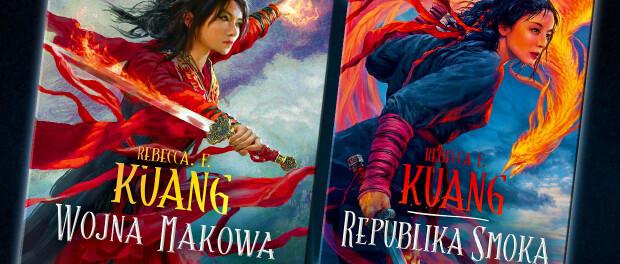 Czaczytać Rebecca F. Kuang Trylogia Wojen Makowych. Wojna Makowa Republika Smoka